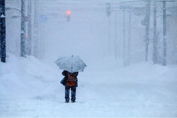 1月の大雪をネットの反応で振り返る!Twitter定点調査