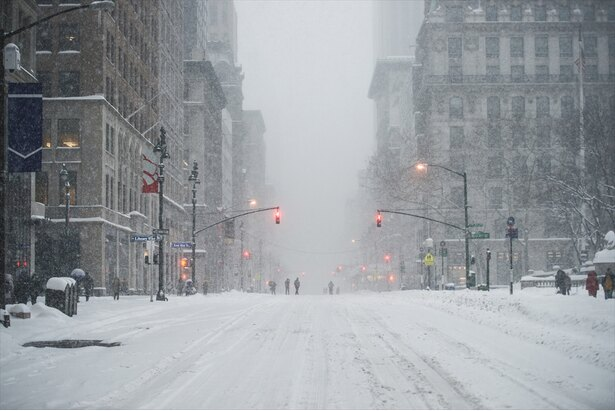 【写真を見る】積雪量や冬の気温は地域でそれぞれ(画像はイメージ)