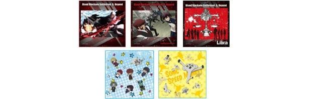 ECサイト「エビテン[ebten]」にて「血界戦線 & BEYOND」Newtype SHOPグッズを再販予約受付開始!