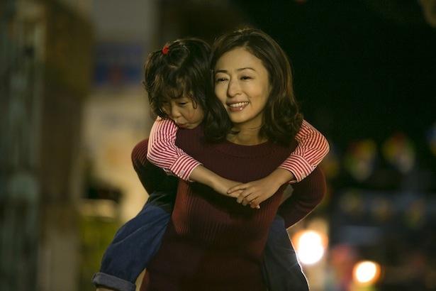 第2週までは、主に矢崎由紗が幼少期の鈴愛を演じる