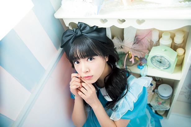 出席番号12番 中山莉子のソログラビアは12月!パステルのかわいらしい世界観