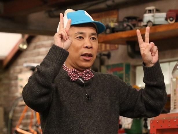 """【写真を見る】岡村隆史が""""たかしおにいさん""""に⁉"""