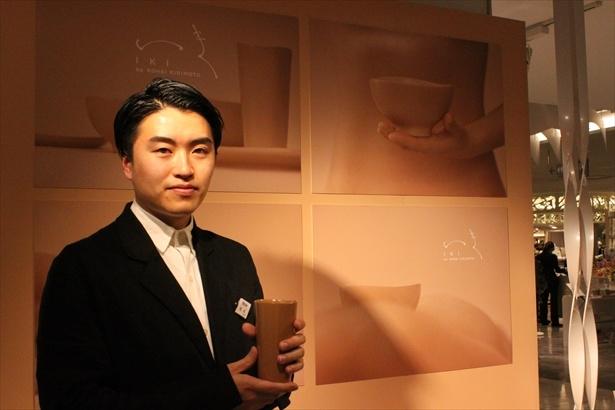 今回お話を伺った「輪島キリモト」八代目・桐本滉平さん