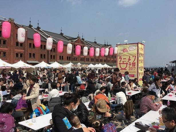 ラーメン女子博が東京・中野で開催!