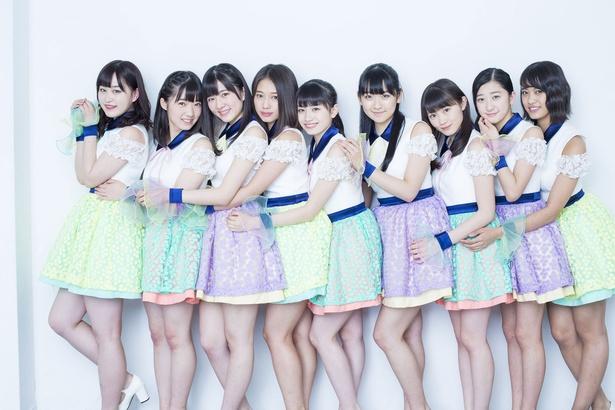 初の単独コンサートツアーも決定! 2月21日に3rd Single「低温火傷/春恋歌/I Need You〜夜空観覧車〜」を発売した、つばきファクトリーの9人