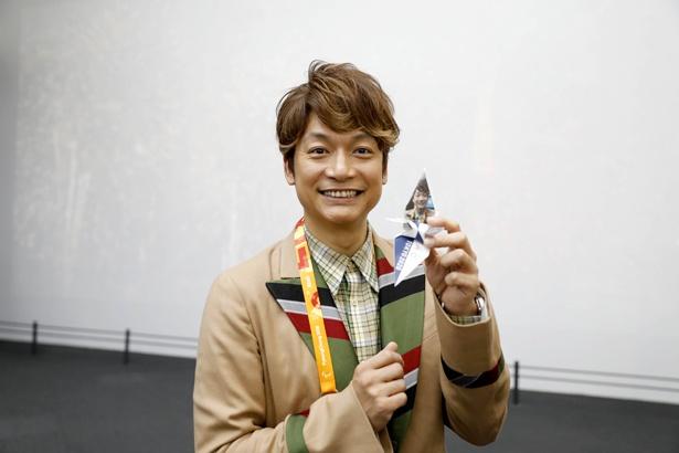 """パラリンピック日本代表選手団へ「""""頑張る明日""""をもらいたい」とメッセージ"""