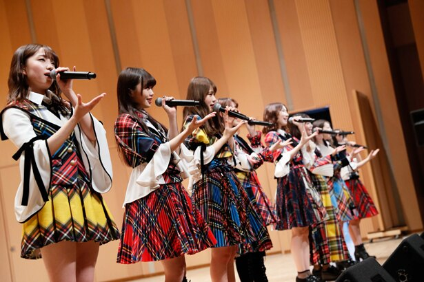 AKB48グループメンバーが67回目となる東日本大震災被災地訪問活動