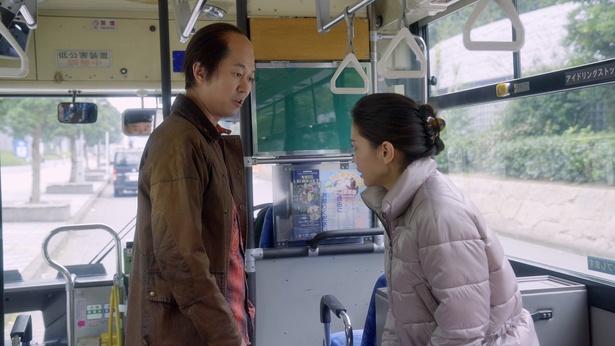 【写真を見る】新井浩文、第8話も怪しげに登場!