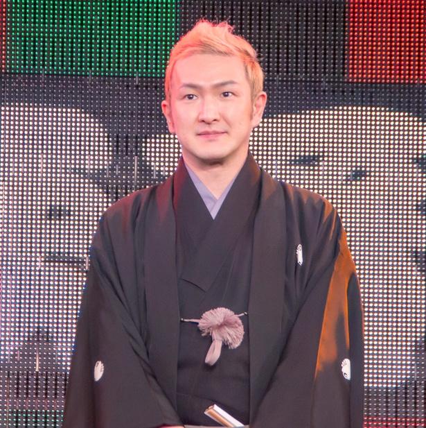 昨年に続き今年も超歌舞伎に登場