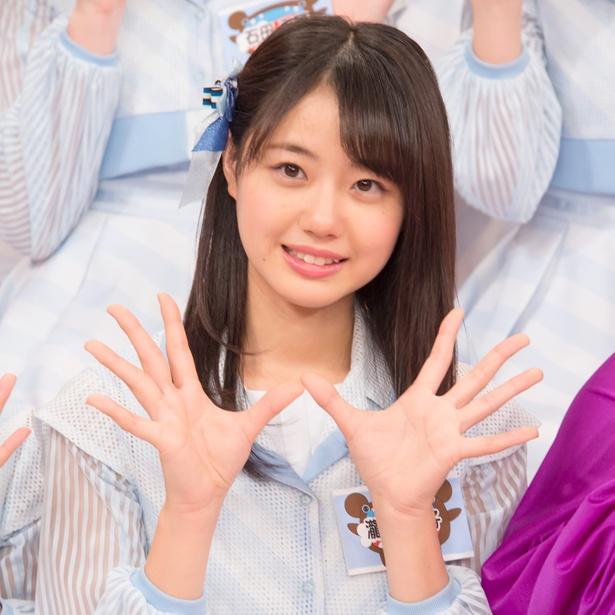 青チームのキャプテンを務めた瀧野由美子