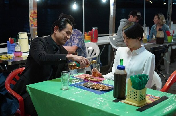 江口洋介は4月9日(月)放送の第1話に出演。内村光良、吉瀬美智子は第2話以降に登場する