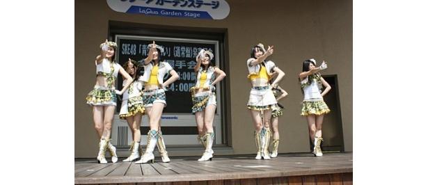 【写真】2ndシングル「青空片想い」は春にぴったりのポップチューン