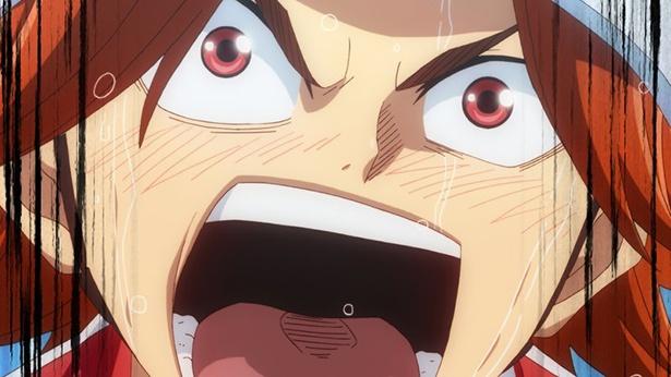 「弱虫ペダル GLORY LINE」第10話の先行カットが到着。神様のメモにアニソンの歌詞!?
