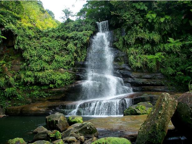 沖縄の伝統文化と、神々しいまでに美しく力強い大地が光を変えていく
