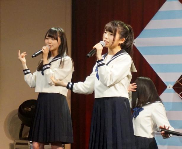 「STU48瀬戸内7県ツアー~陸上公演 2018~」広島公演より