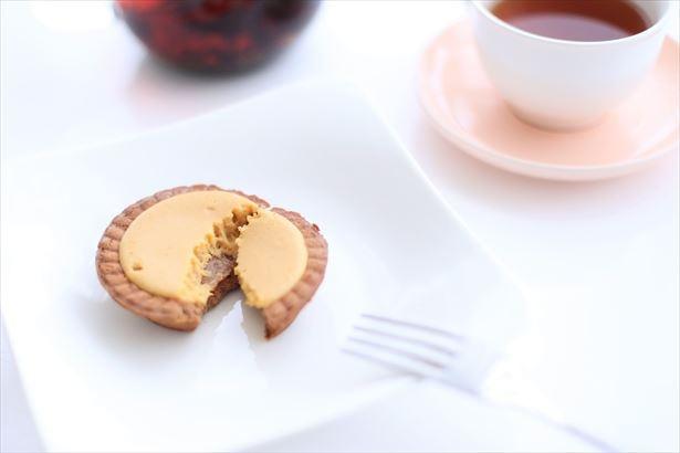 """【写真を見る】""""4番目のチョコレート""""ブロンドショコラを使用!"""