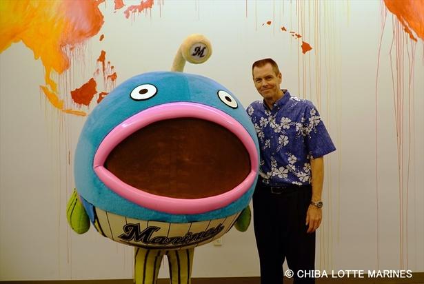 ロッテ「謎の魚」がハワイ初上陸
