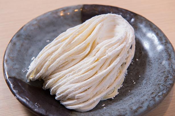 【写真を見る】使用する自家製麺は一種のみ。各スープとの相性を確かめてみて