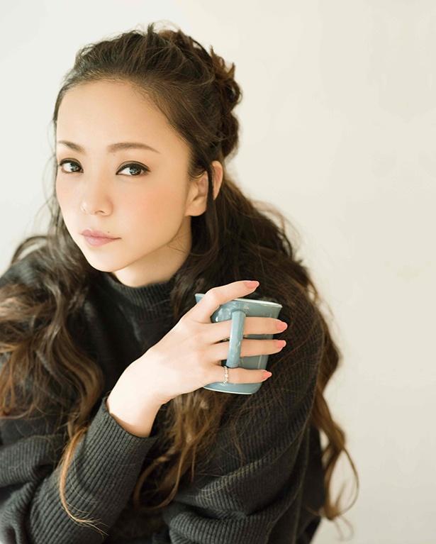 安室奈美恵のフォトブック発売が決定