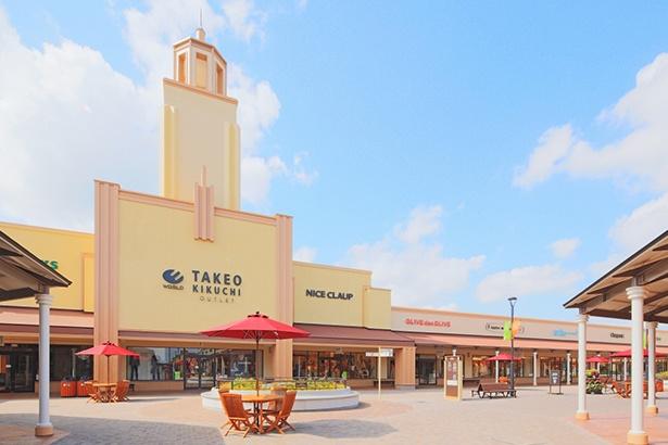 2018年秋には、第3 期増設オープンが予定され、さらに充実したショッピングが楽しめるようになる酒々井プレミアム・アウトレット
