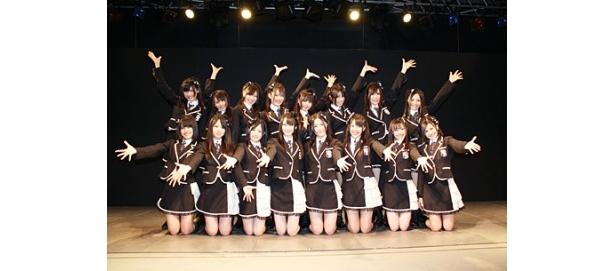 SKE48が本拠地の名古屋を飛び出し、初の出張公演「制服の芽」を行うことが決定