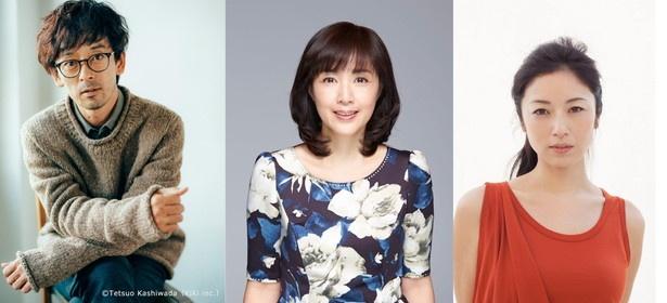 滝藤賢一、菊池桃子、高岡早紀(写真左から)が「花のち晴れ~花男 Next Season~」に出演