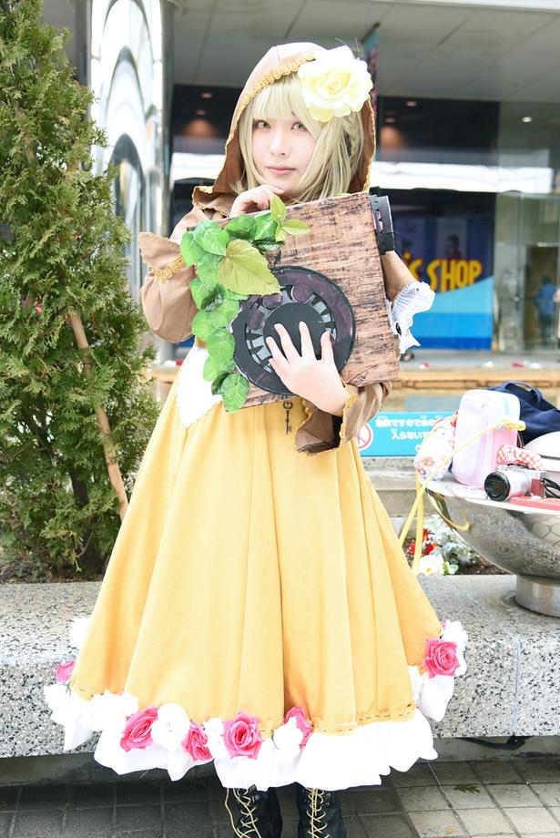 【コスプレ20選】「FGO」から「バンドリ!」まで!春の陽気に誘われてTDCにコスプレ美女が勢ぞろい