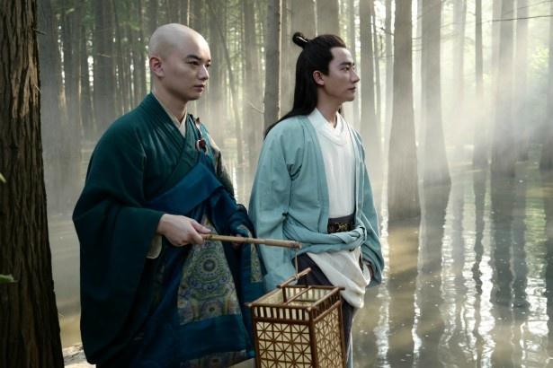 【写真を見る】中国で90億円超えの大ヒット!世界を席捲した『空海』が待望の凱旋