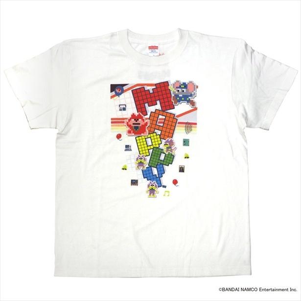 マッピー フルカラーTシャツ