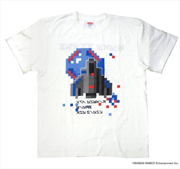 ゼビウス ソルバルウTシャツ