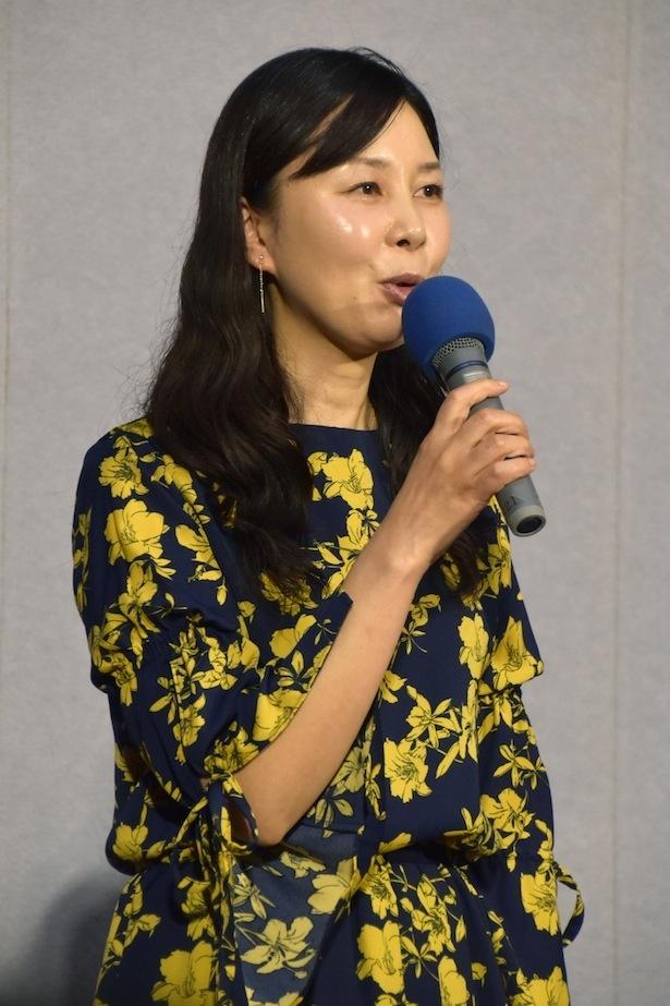 「創作テレビドラマ大賞」を受賞した佐々木由美