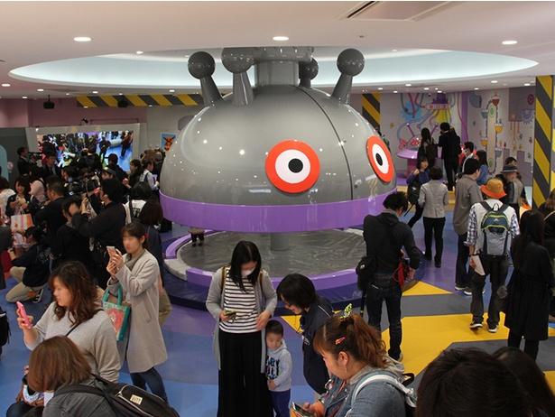 潜入レポート! 神戸アンパンマンこどもミュージアムに「バイキンひみつ基地」が誕生