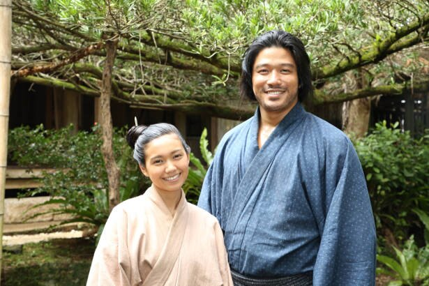 鈴木亮平演じる西郷吉之助の姿が、これまでの侍の雰囲気から大きく変わった