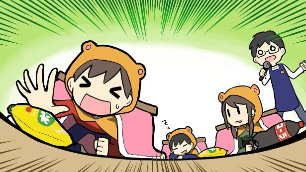TVアニメ「ポプテピピック」などの体験型ブースも!ニコニコ超会議2018「超アニメエリア」情報公開!