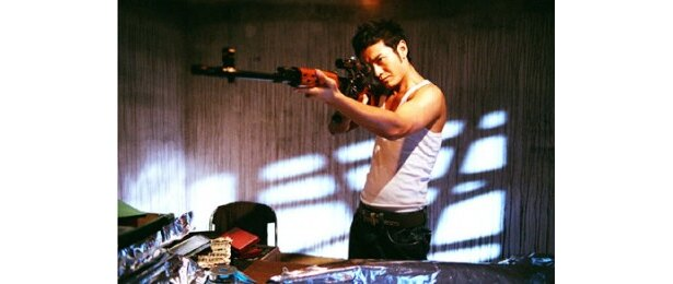 【写真】さまざまな銃が登場するので、ミリタリー・マニアにはたまらないかも