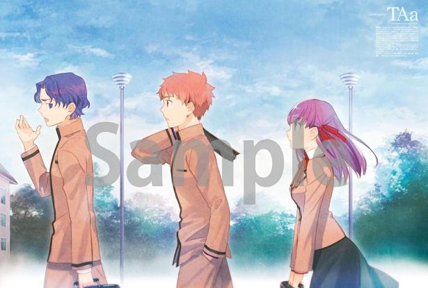 劇場版「Fate/stay night [Heaven's Feel]」 I. presage flowerを振り返る ムック「NewtypeSpecial」3月16日発売!