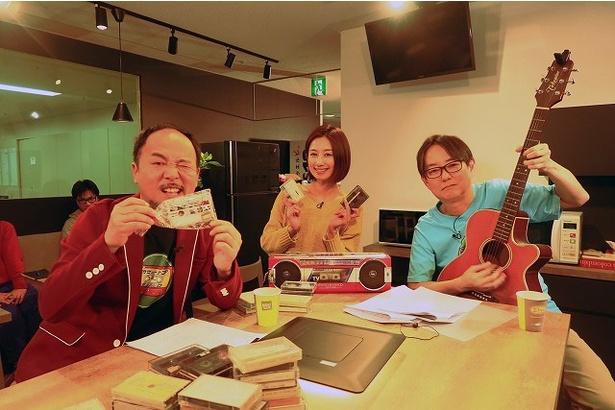 BS12 トゥエルビ「ザ・カセットテープ・ミュージック」(毎週金曜夜2:00-2:30)