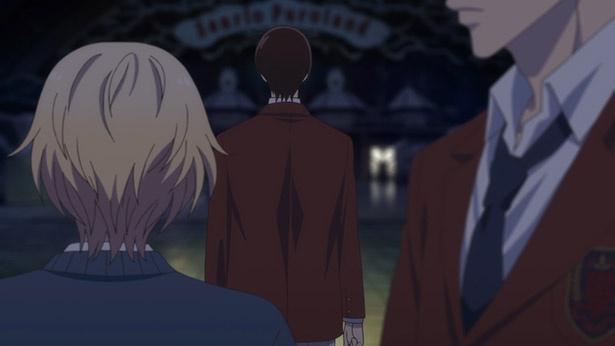 「サンリオ男子」第12話のカットが到着。ついに文化際当日、5人がミュージカルに挑む!