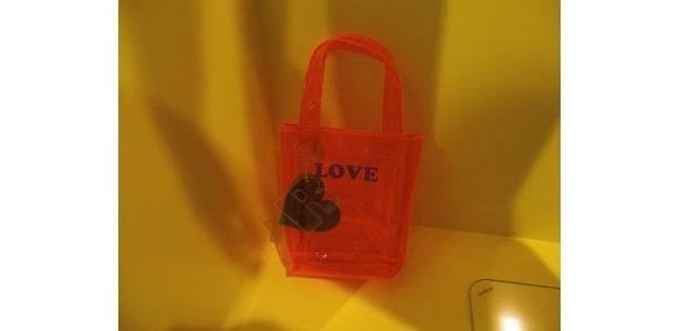 Ruvap.。ノベルティのバッグ。キュートです!