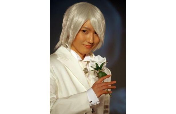 『メイちゃんの執事』忍のコスプレでハンサムに決めるまりあ☆さん