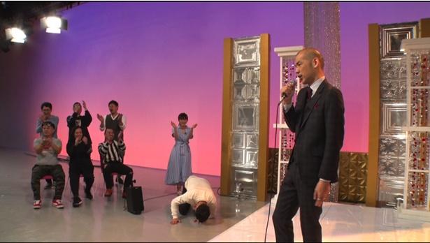 「キングちゃん」シーズン3最終回は爆笑の連続「本職笑わせ王」!ノブも膝から崩れ落ちる!