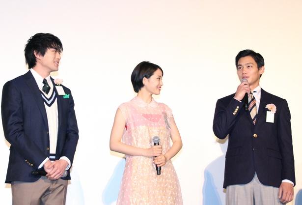 新田真剣佑「役者の原点」野村周平「卒業したくない」