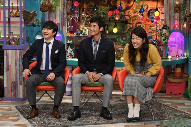 沢村一樹、横澤夏子も「日本代表入りを諦めない」激レアさんに爆笑!