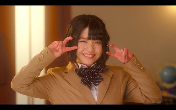 """【写真を見る】""""JK""""ねもきゅん(根本凪)のキュートな笑顔"""