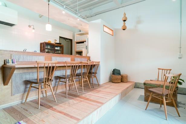 「ふたつぶ 雑貨と喫茶、ときに催し」webコンサルタント事務所も兼ねる。webの相談もOK!
