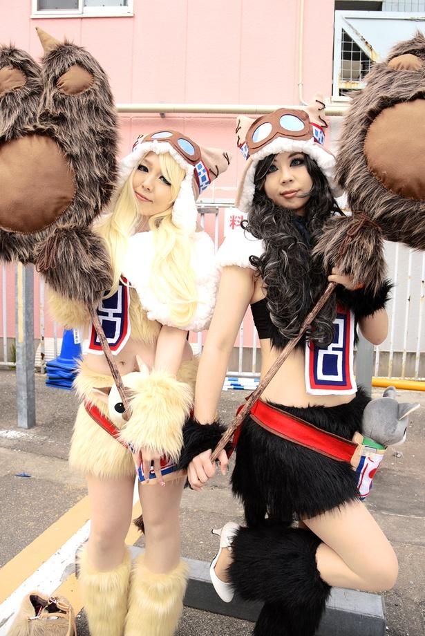 【コスプレ20選】関西最大級のコスプレイベント!日本橋ストリートフェスタ2018で見つけた美人レイヤーたち