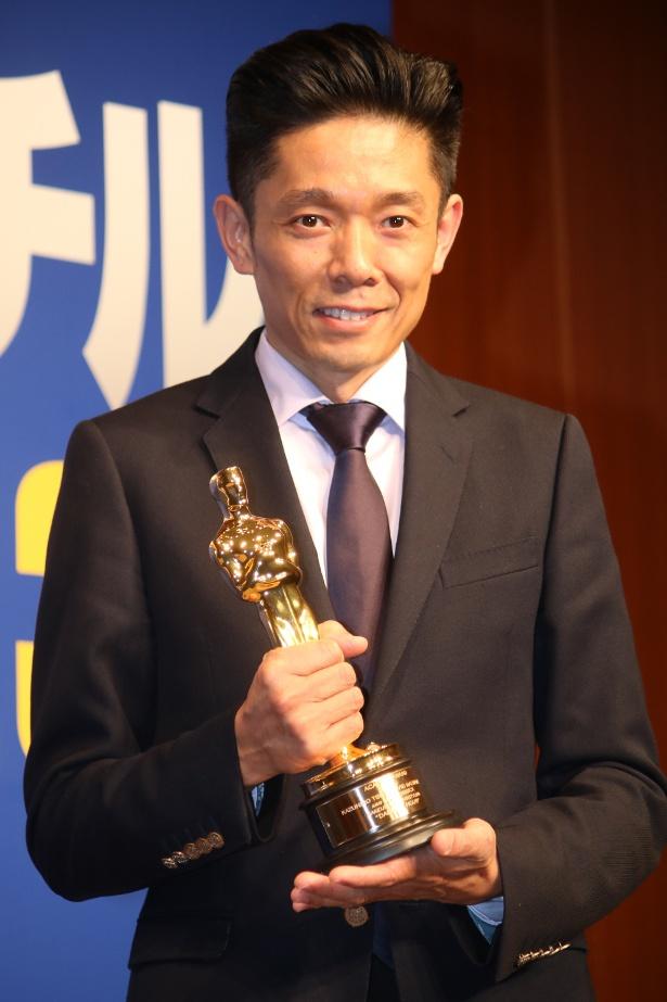 第90回アカデミー賞メイクアップ&ヘアスタイリング賞を受賞した辻一弘