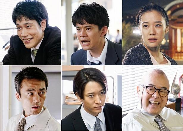 池松壮亮主演「宮本から君へ」追加キャストに松山ケンイチ、蒼井優ら決定