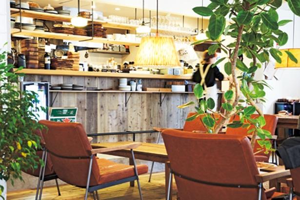 店内/H.M.T. CAFE DINING