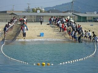 和歌山市を代表する景勝地・和歌の浦で非日常的な漁業体験!